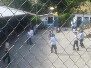 Rural elementary school