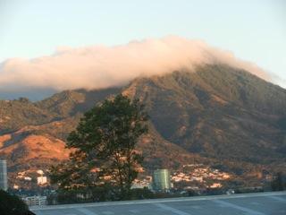 Volcán El Boquerón, San Salvador